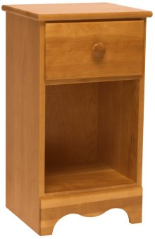 Dover 1 Drawer Night Stand