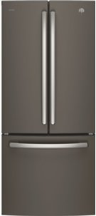 20.8 cu.ft. French Door Bottom-Mount, w/Factory Installed Icemaker Product Image
