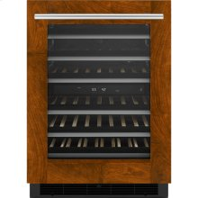 "24"" Under Counter Wine Cellar, Panel Ready"