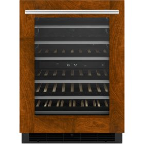"24"" Under Counter Wine Cellar, Panel Ready"