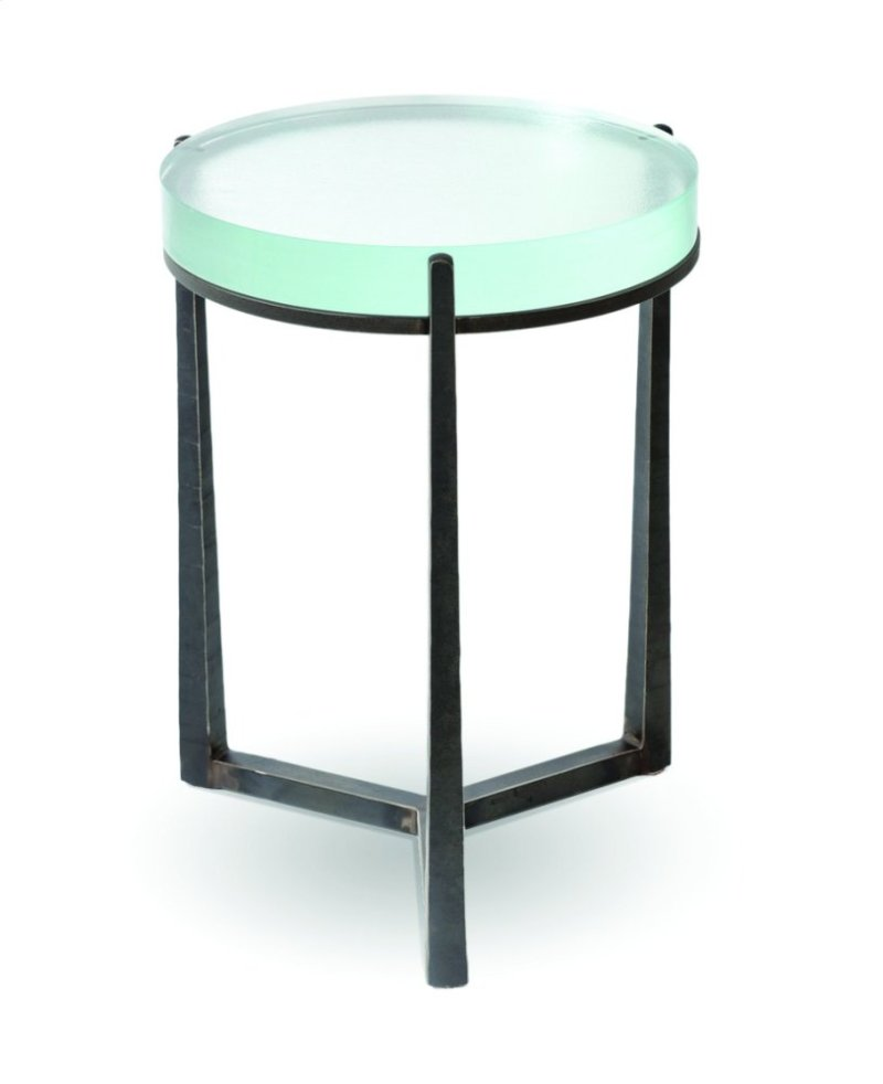 In By Charleston Forge In Frankfort IL Cooper Drink Table - Cooper end table