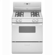 "30"" Standard Clean Freestanding Gas Range"