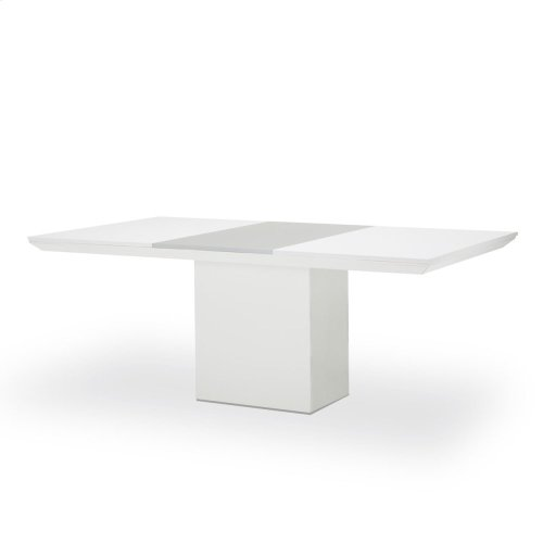 Rectangular Dining Table (2 Pc)