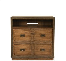Falls Creek Drawer Storage Unit Chestnut finish