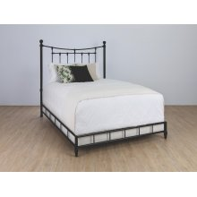 Belvedere Iron Bed