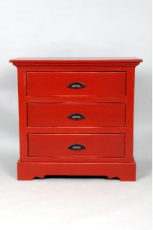 """#464 3 Drawer Chest 34""""wx18""""dx32""""h"""