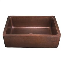 Lucca Antique Copper Kitchen Sink