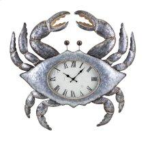 Crabby the Clock