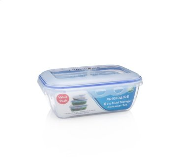 3 Piece Rectangular Locking Lid Value Pack