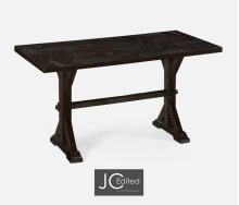 "54"" Solid Dark Ale Dining Table"