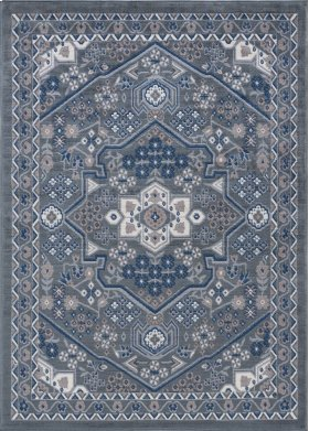 Hampton - HMP4009 Gray Rug