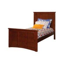 Woodridge Twin Panel Bed