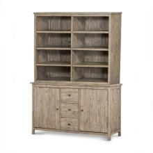 Wallace Hutch and Sideboard