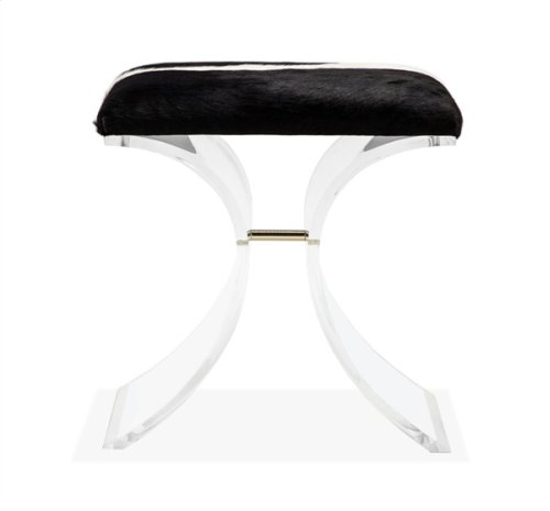 Serena Stool - Spotted Hide