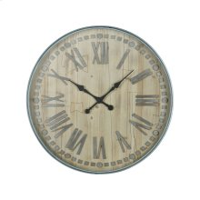 Back of the Yards Wall Clock