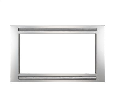 Frigidaire Grey/Stainless 30'' Microwave Trim Kit