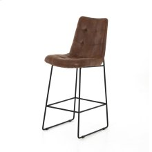 Bar Stool Size Vintage Tobacco Cover Camile Bar + Counter Stool