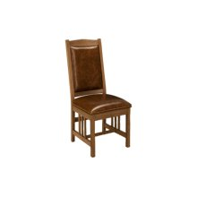 Mission Chair Side