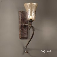 Galeana, 1 Lt Wall Sconce Product Image