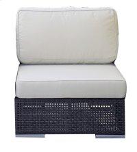 Atlantis Patio Modular Armless Chair Product Image