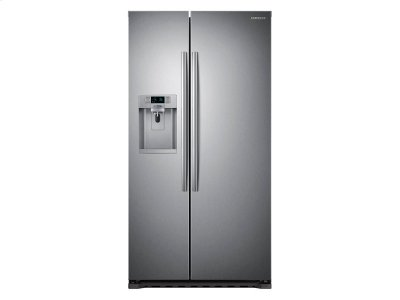 22 cu. ft. Counter Depth Side-By-Side Refrigerator Product Image