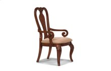 Evolution Queen Anne Arm Chair