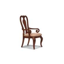 Evolution Queen Anne Arm Chair