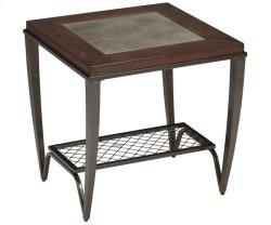 Bridgestone Square Lamp Table