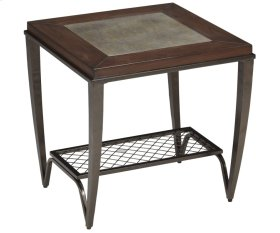 Bridgestone Square Lamp Table