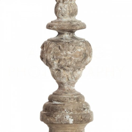 Toulouse Small Candlestick
