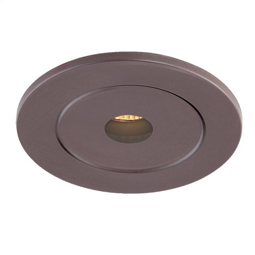 TRIM,3 1/4 INCH PIN HOLE - Bronze