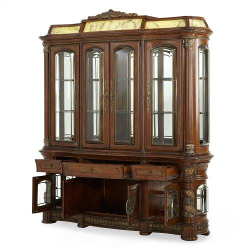 China With Decorative Light Box
