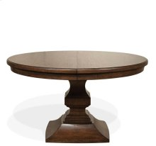 Pembroke Table Base 66 lbs Hunt Club Brown finish