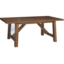 Canyon Extension Table Pecan