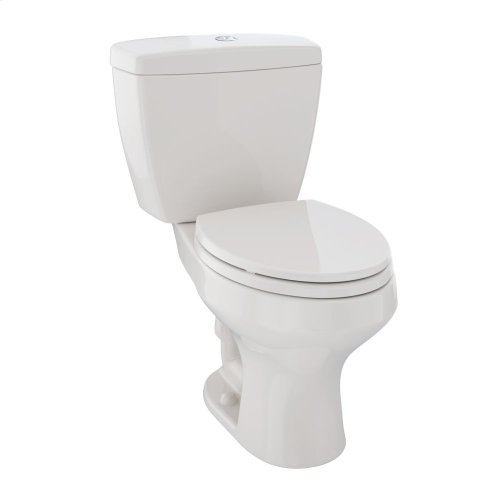 Rowan™ Two-Piece Toilet, 1.6 GPF & 1.0 GPF, Elongated Bowl - Sedona Beige
