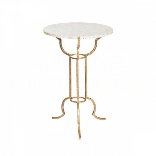 Portrack House Gold Garden Table No. 1