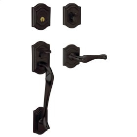 Oil-Rubbed Bronze Bethpage Sectional Trim