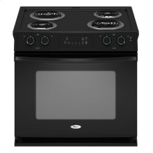 30-inch Drop-In Electric Range
