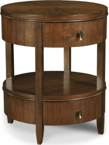 Infinity Tiered Nightstand