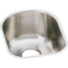 "Elkay Stainless Steel 14"" x 17-1/2"" x 8"", Single Bowl Undermount Sink"