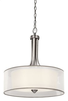 Lacey 4 Light Pendant Antique Pewter