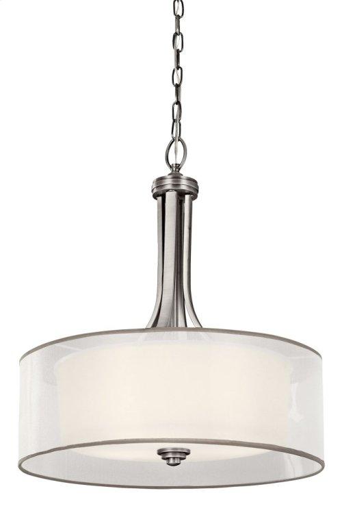 Lacey 4 Light Pendant Antique Pewter