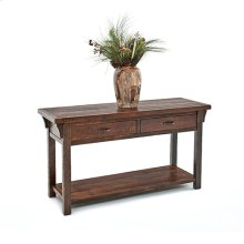 Oak Haven - 2 Drawer Sofa Table