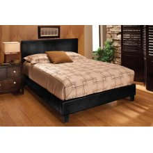 Harbortown Queen Bed Set Black