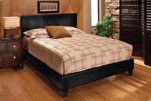 Harbortown Queen Bed Set Black