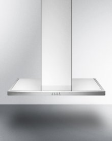 "30"" European 650 Cfm Range Hood In Stainless Steel"