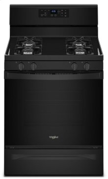 5.0 cu. ft. Freestanding Gas Range with Adjustable Self-Cleaning