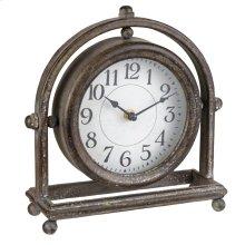 Round Table Clock