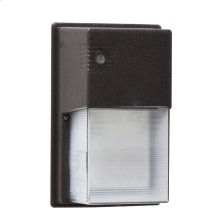 13W LED Wall Pack Fixture with Photocell