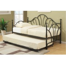 Twin Frame Day Bed (Trundle Not Included) See Model #F9238